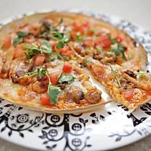 新奥尔良海鲜匹萨