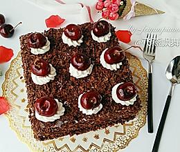 黑森林蛋糕~#舌尖上的春宴#的做法