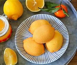 柠檬蛋糕(柠檬酱夹心的做法
