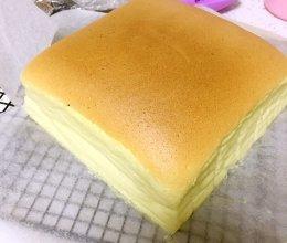 古早味蛋糕(6寸)的做法