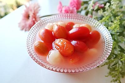 惊艳你的味蕾-荔枝圣女果