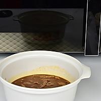 水煮牛肉#美的微波炉菜谱#的做法图解6