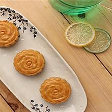 简单易做~广式月饼(预拌粉版)