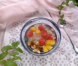 #夏天夜宵High起来!#沁凉冰饭消暑佳品的做法