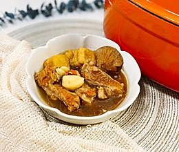 #换着花样吃早餐#马来西亚传统早餐❤️肉骨茶❤️的做法