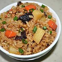 #苏泊尔球釜智能电饭煲#香菇土豆肉丁焖饭的做法图解13