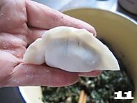 蒲公英鲜肉水饺的做法图解11