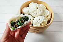 清爽又营养的香菇油菜包子的做法