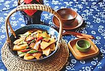 酱肉烧黄粿的做法