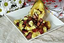 冬笋炒腊肉:不俗与不瘦的做法