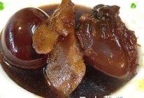 广式自制甜醋猪脚姜 的做法