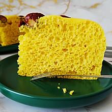 #换着花样吃早餐# 零失败的南瓜发糕的做法