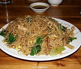 温州炒米粉的做法