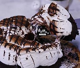 棉花糖布朗尼的做法