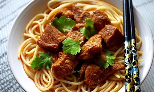 红烧牛肉面的做法