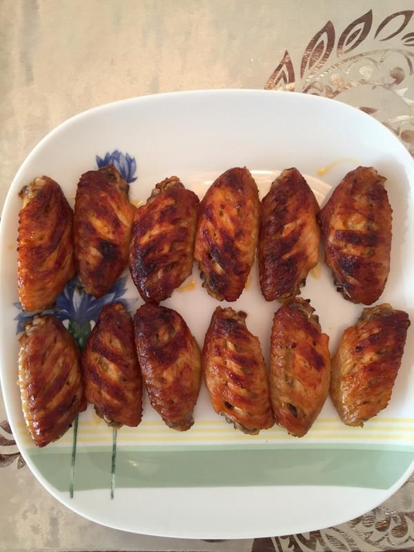 新奥尔良秘制烤翅的做法