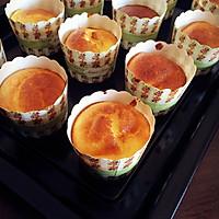 酸奶杯子蛋糕的做法图解5