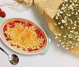 草莓面包屑-迷迭香的做法