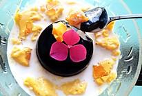 芒果牛奶龟苓膏的做法