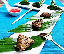 【斑斓叶炸鸡】泰国顶级餐厅前菜【全网首发】蜜桃爱营养师私厨的做法