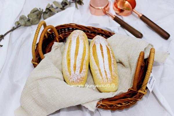 椰蓉面包(波兰种)的做法
