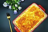 奶油芝士焗土豆泥的做法