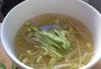 韩式豆芽汤的做法