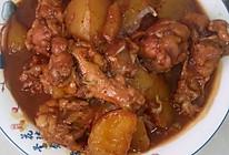 红烧鸡腿土豆的做法