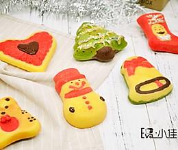 #令人羡慕的圣诞大餐#圣诞节杏仁蛋糕的做法