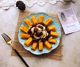 #秋天怎么吃#红枣百合蒸南瓜的做法