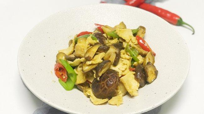此菜有菇中皇后美称,老年人可以适当多吃,让血液里的脂肪不升高的做法
