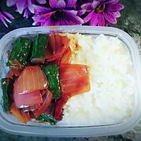 爆炒黄瓜洋葱的做法图解11