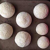 快速汉堡胚的做法图解4
