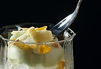 香兰椰子冰激凌的做法