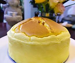 白色情人节--舒芙蕾芝士蛋糕的做法