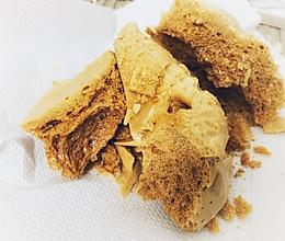 #餐桌上的春日限定#儿时味道蜂窝糖(老糖)的做法