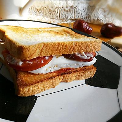 之十分钟搞定美味早餐#利仁电饼铛试用#的做法 步骤10