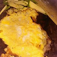 鸡蛋青菜面的做法图解7