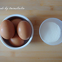 泼洒的艺术  鸟巢鸡蛋饼的做法图解1