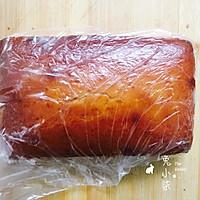 橙香磅蛋糕的做法图解18