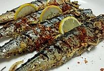 黑胡椒青花鱼的做法