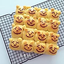 维尼熊挤挤面包