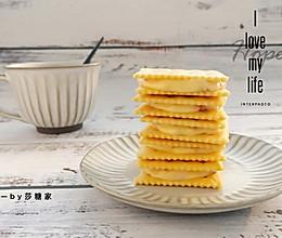 #精品菜谱挑战赛#牛扎饼干的做法