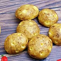 仿真土豆馒头的做法图解12