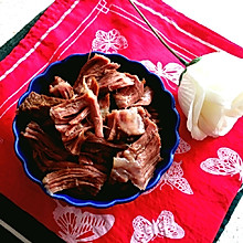 美味手撕牛肉
