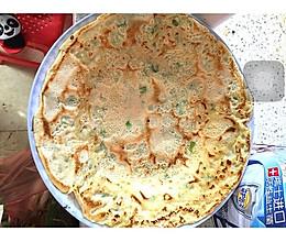 葱花煎饼的做法