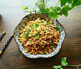 #硬核菜谱制作人#家常下饭菜~萝卜干炒肉末的做法
