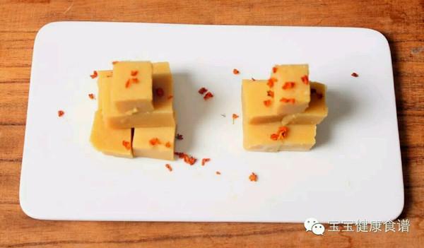 给孩子一个好胃口--自制美味豌豆糕|食疗精选