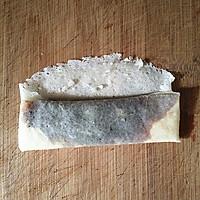 红豆沙春卷的做法图解6