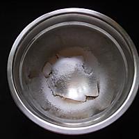 黑芝麻饼干#美的烤箱菜谱#的做法图解1
